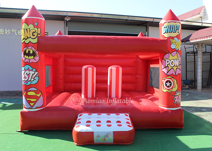 indoor bounce house near me