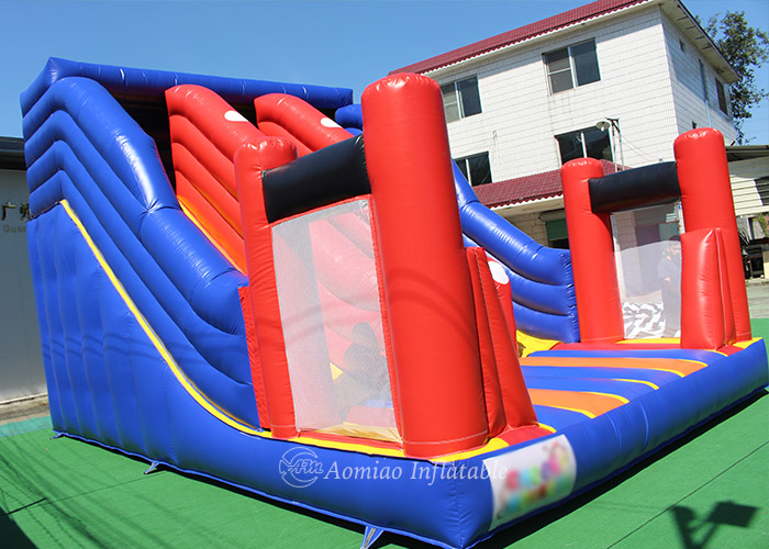 outdoor inflatable slide for adult