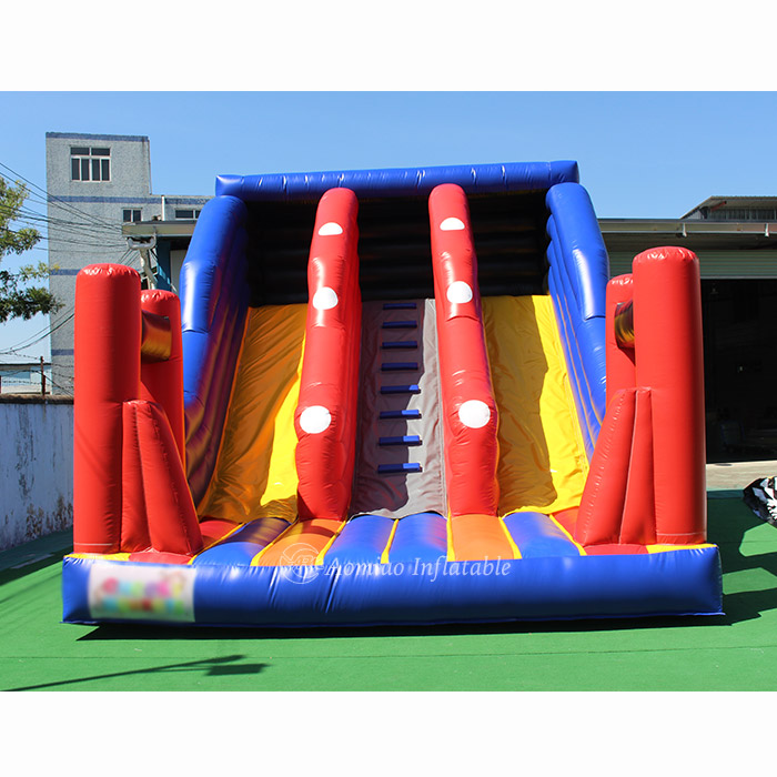 commercial outdoor inflatable slide
