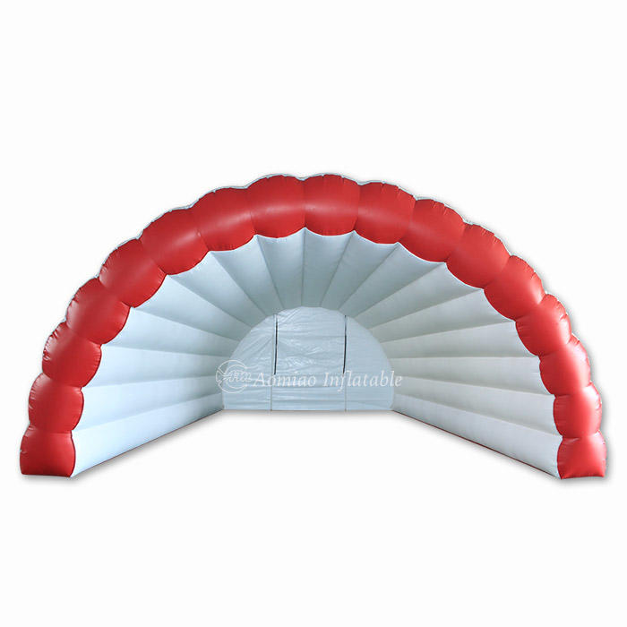 Outdoor Inflatable Party Tent Inflatable Lawn Tent - Shell Shape