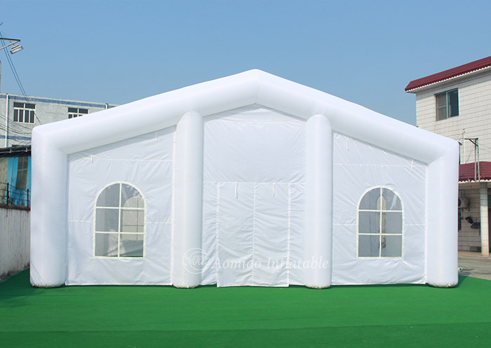 large inflatable lawn tent