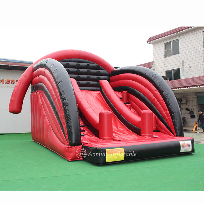 New Design Outdoor Inflatable Slide With IPS Set System