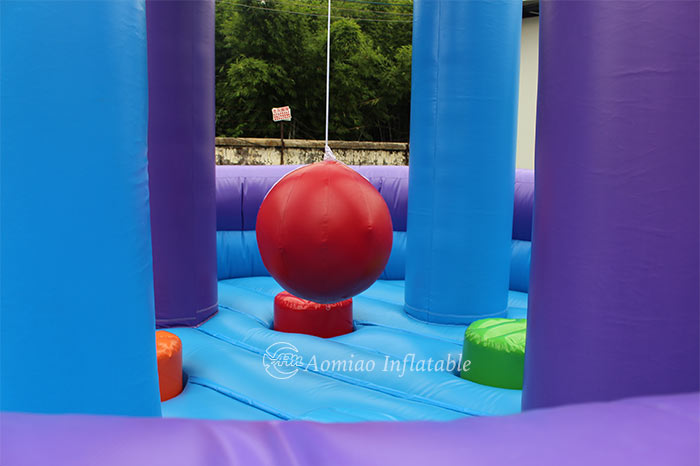 giant Inflatable Wrecking Ball for adult