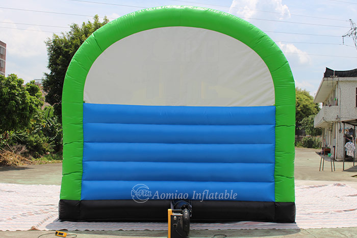 Inflatable Chip Shot Challenge