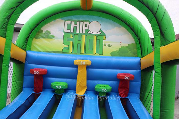 Golf Chip Shot Challenge