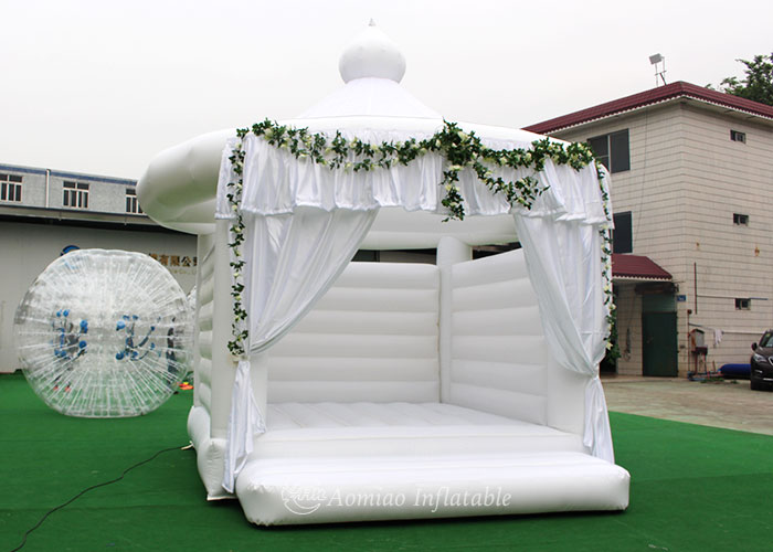 Wedding White Bounce House