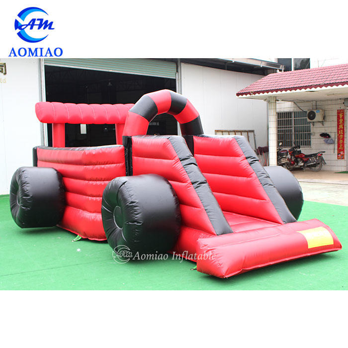 Tractors Inflatable Bounce House