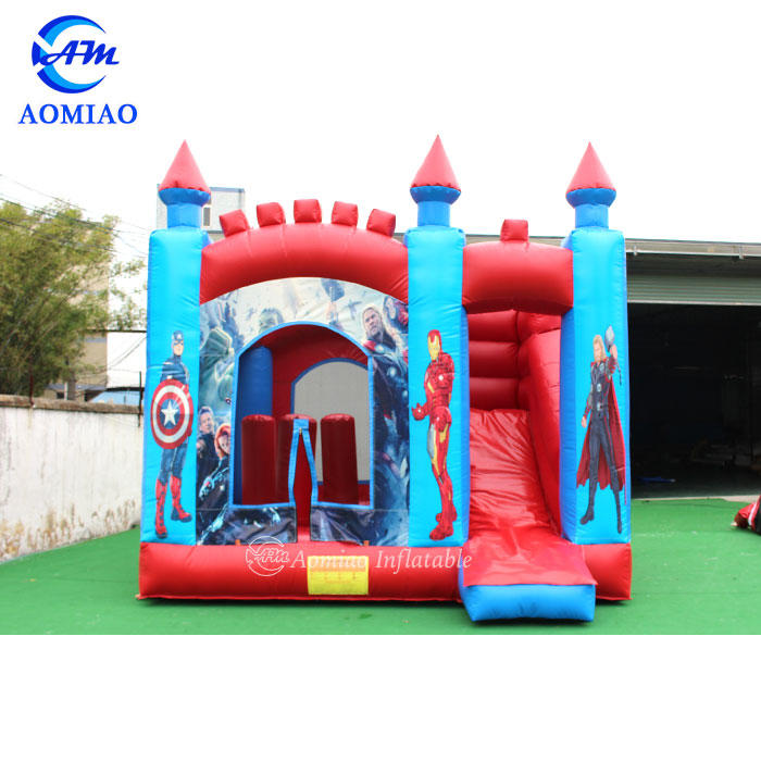 The Avengers Inflatable Bouncer Combo