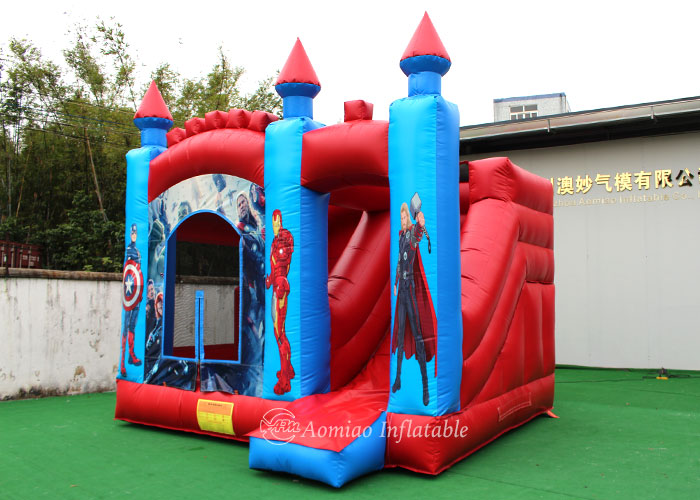 The Avengers Inflatable Bouncer