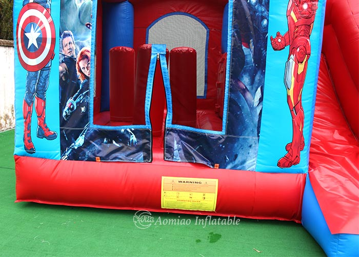 The Avengers Inflatable Bouncer Combo for kids