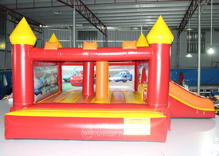 Monster Truck Bounce Bouncy Castles