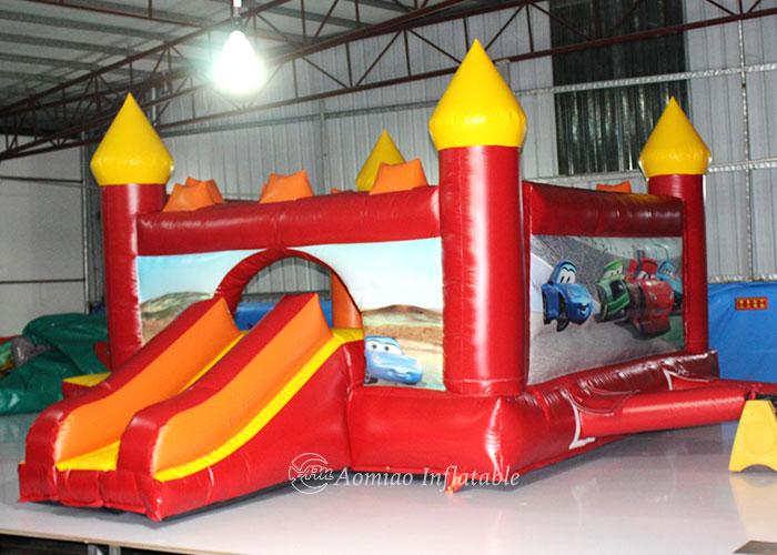 Monster Truck Bouncy Castles