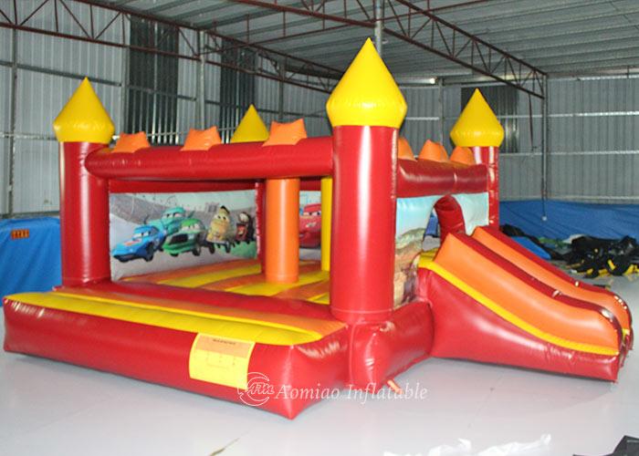 Monster Truck Inflatable Bouncy Castles