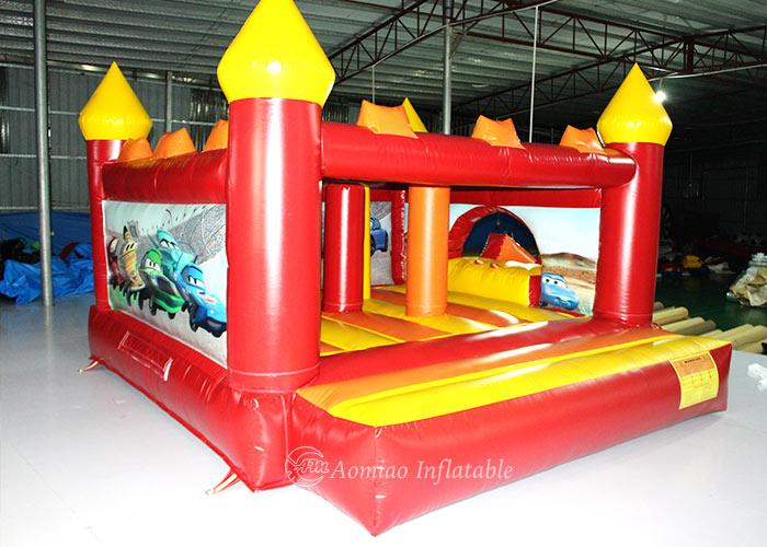 Monster Truck Bounce Bouncy Castles for Kids