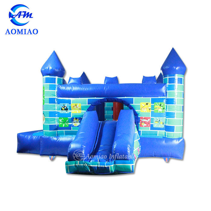 Angry Birds Kids Inflatable Bounce House