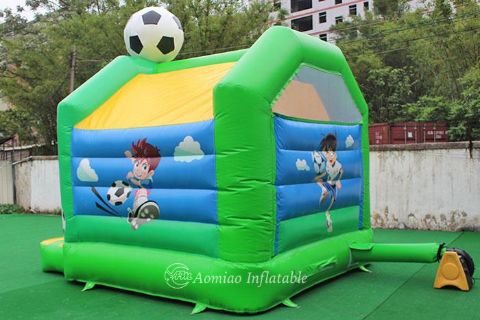 kids bouncy castle slide combo