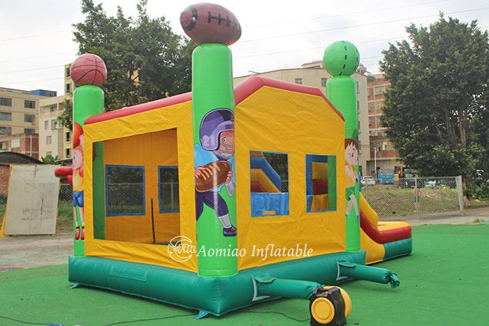 adult jump house