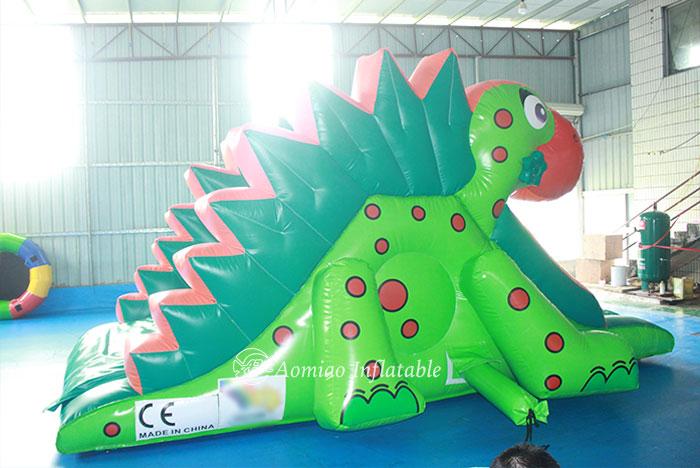 Dinosaur Kids Inflatable Slide