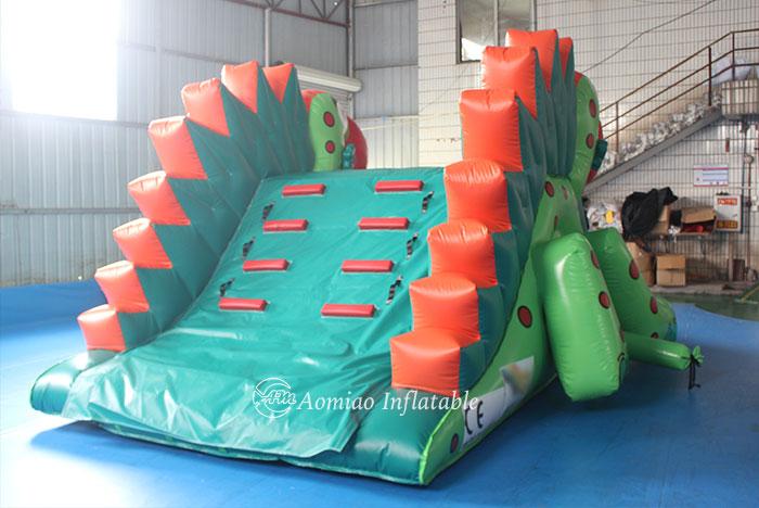 Dinosaur Inflatable Slide