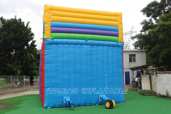 inflatable slide for inground pool