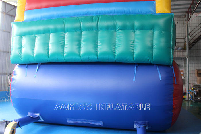 cool inflatable water slides