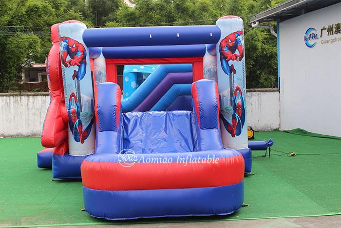 backyard bounce house