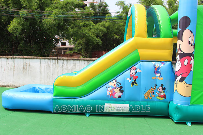 Mickey Mouse Bouncy Castle for kids