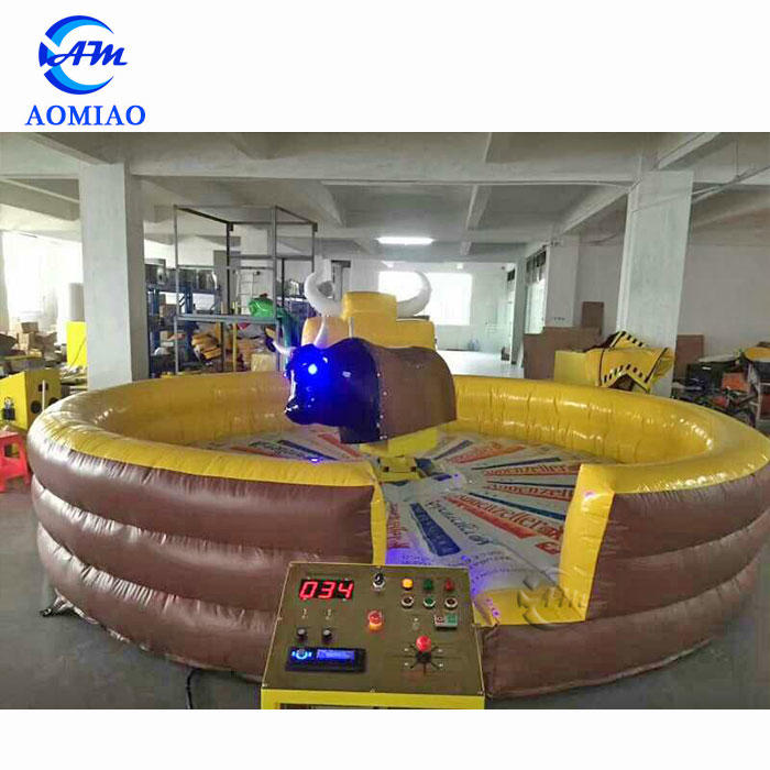 Inflatable Mechanical Bull Rodeo MB02
