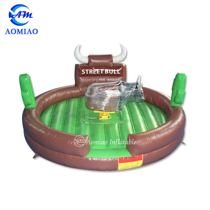 Inflatable Mechanical Bull Rodeo MB05