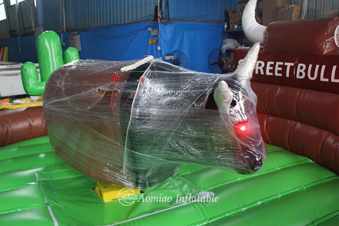 mechanical bull manufacturer