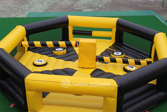 inflatable outdoor games