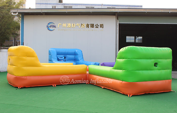 hippo chow down inflatable