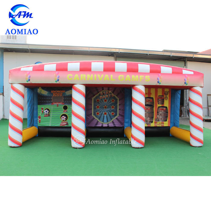 3 In A Row Carnival Games Inflatable