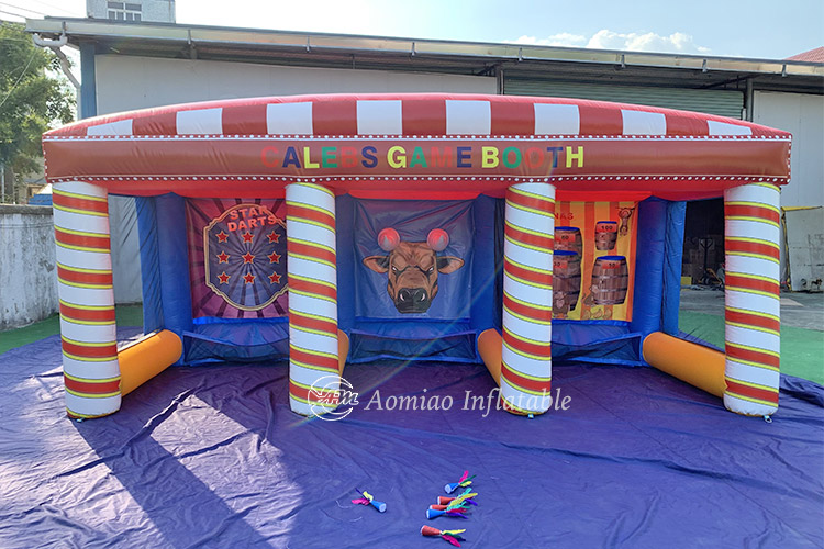 3 In One Inflatable Carnival Game