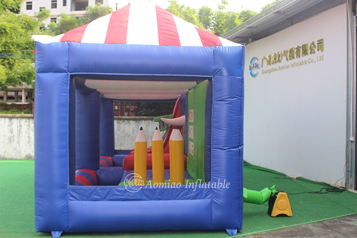 4 in One Inflatable Carnival Games