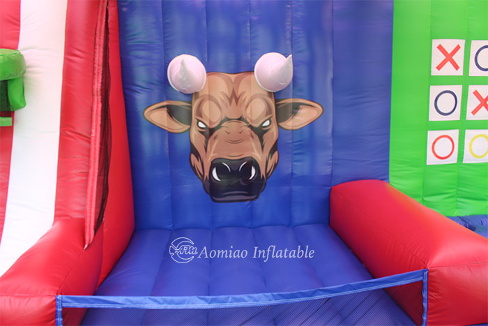 4 in One Inflatable Booth