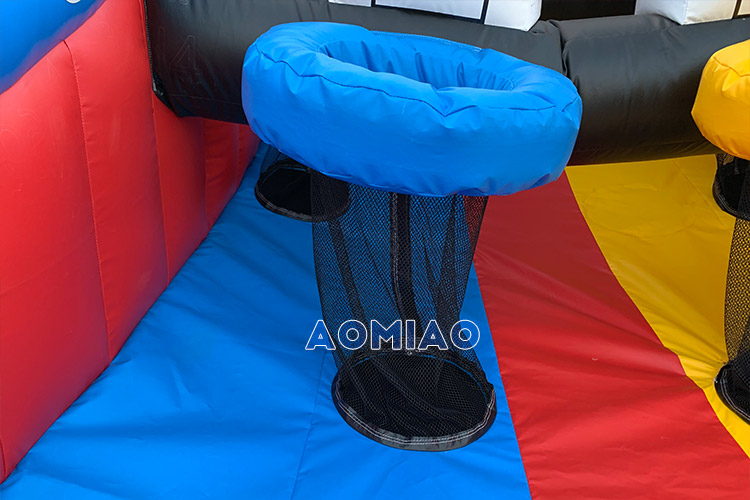 inflatable basketball shoot for sale