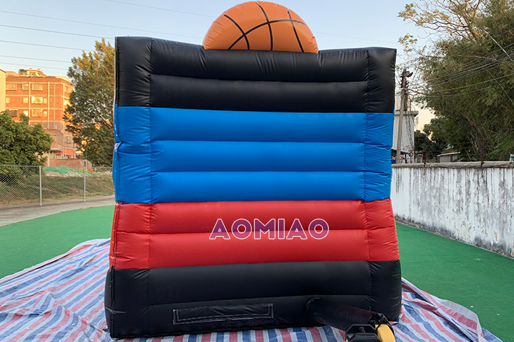 shoes inflatable basketball shoot
