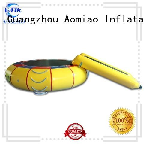 AOMIAO inline inflatable blob manufacturer for pool