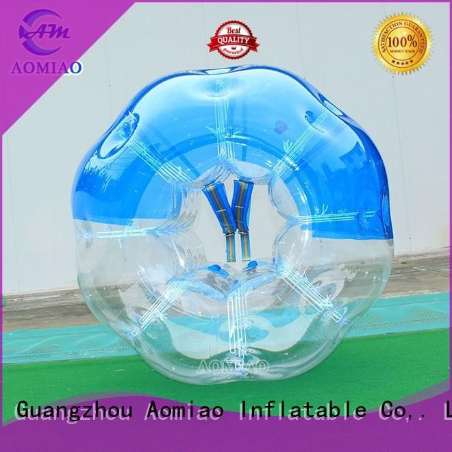 AOMIAO high standards bumper ball factory for park