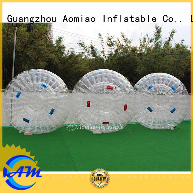 AOMIAO amazing human hamster ball customization for theme park