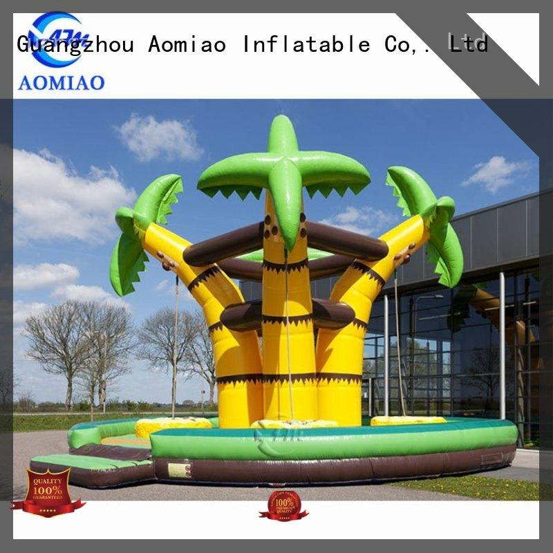 customized inflatable rock wall inflatable supplier for child