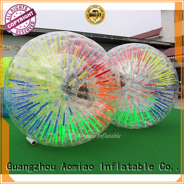 amazing zorb ball inflatable customization for fun parks