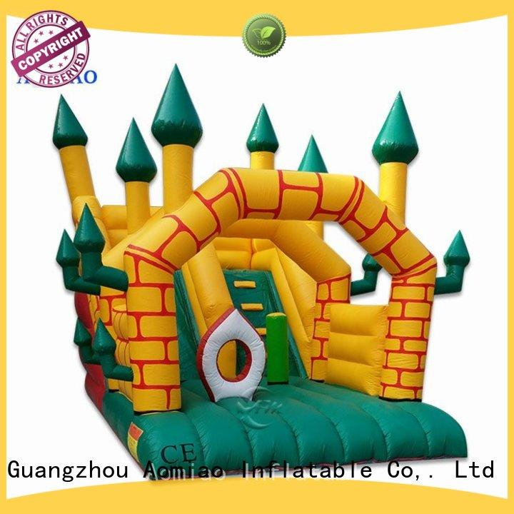 run themed water slides for sale AOMIAO Brand