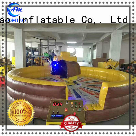 AOMIAO mb01 bull inflatable producer for sale