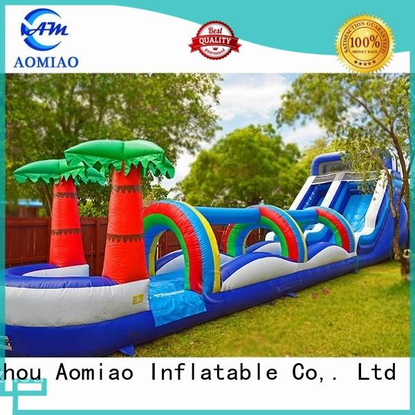 octopus sale AOMIAO Brand water slides for sale