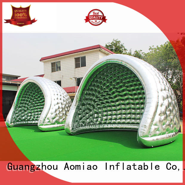 AOMIAO light cheap inflatable tent manufacturer for outdoor