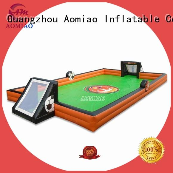 most popular inflatable football pitch ff1704 supplierfor sale