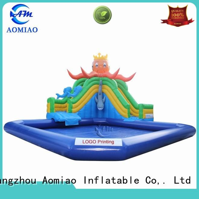 slides water slides for sale large run AOMIAO Brand