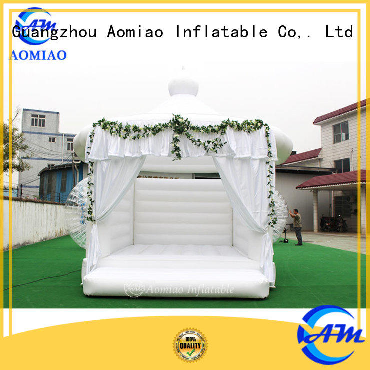 AOMIAO durable inflatable bouncers manufacturer for outdoor